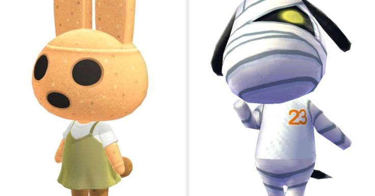 19++ Ugliest animal crossing villagers images