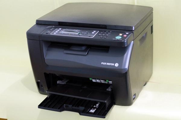 Printer FUJI XEROX DocuPrint CM115w - Wireless Multifungsi