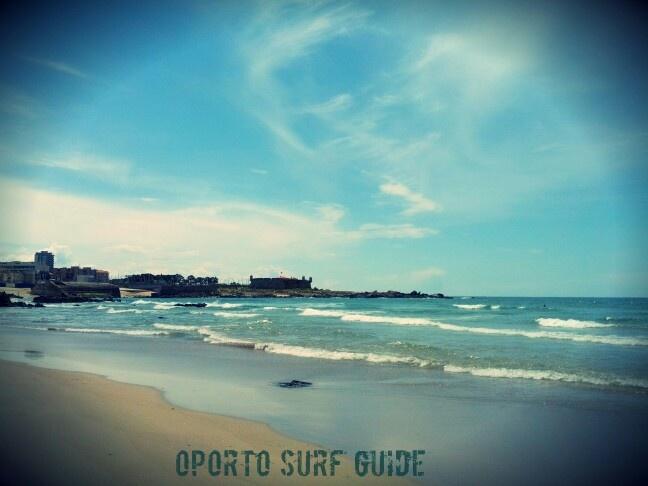 Oporto surf guide