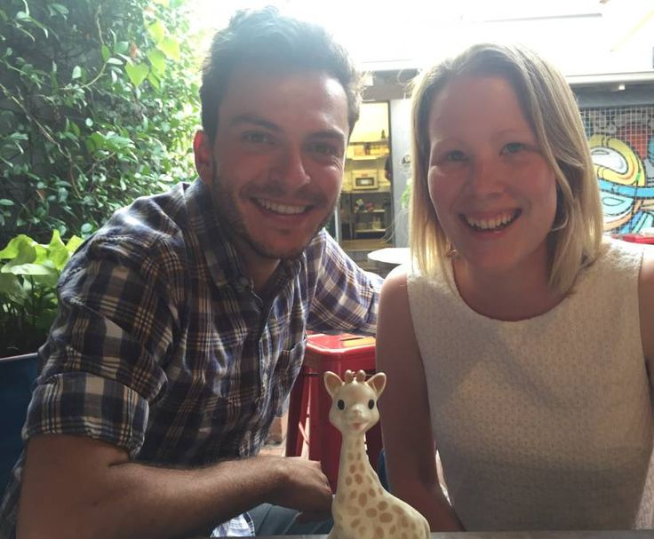 Alexei and Suzanne (AYO Alumna) are looking forward to sharing their skills at Camp Creative (giraffe not included).