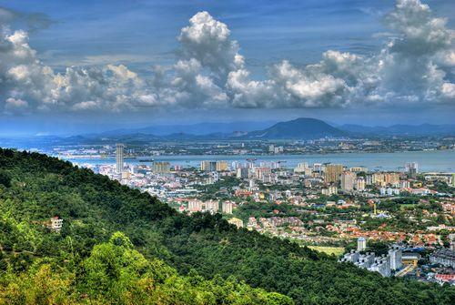Penang, Malaysia @Shay Mitchell