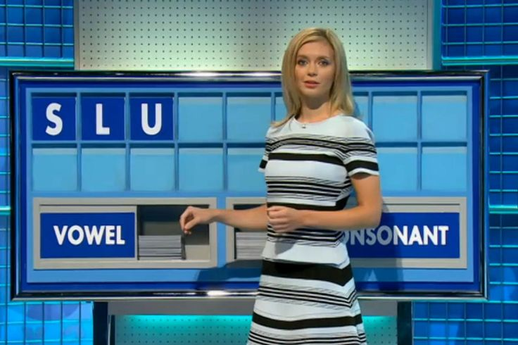 WATCH: A funny moment for COUNTDOWN presenter RACHEL RILEY as a rude word appears http://tellybinge.co.uk/2015/08/09/countdownprovidesnaughtyword-videohighlight.php #channel4 #countdown #rachelriley