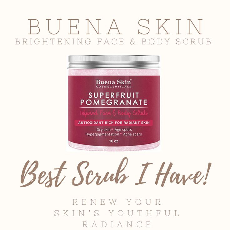 This smells so good I love it , body scrubs are my favorite item for a shower , I really like it , it's not sticky and the smell is not empowering, my skin does look and feel softer an healthier and even brighter. .afflink .aff link