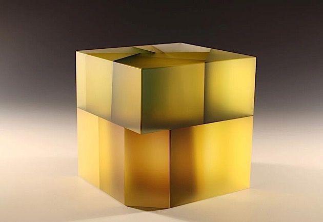 Segmentation – Glasskulpturen symbolisieren unsere komplexe Biologie   KlonBlog
