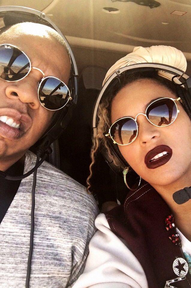 Beyoncé & Jay Z's 8th Anniversary April 4th, 2016