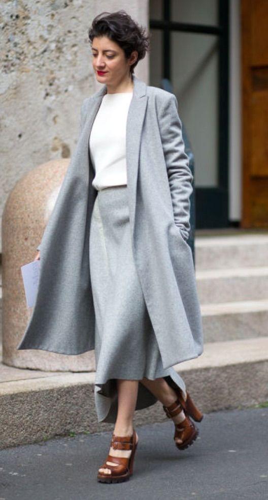 85 Best Street Style Milan Fashion Week Fall Winter 2015 2016 Images On Pinterest Milan