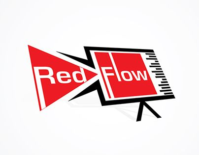 This is the Logo for Red Flow Production