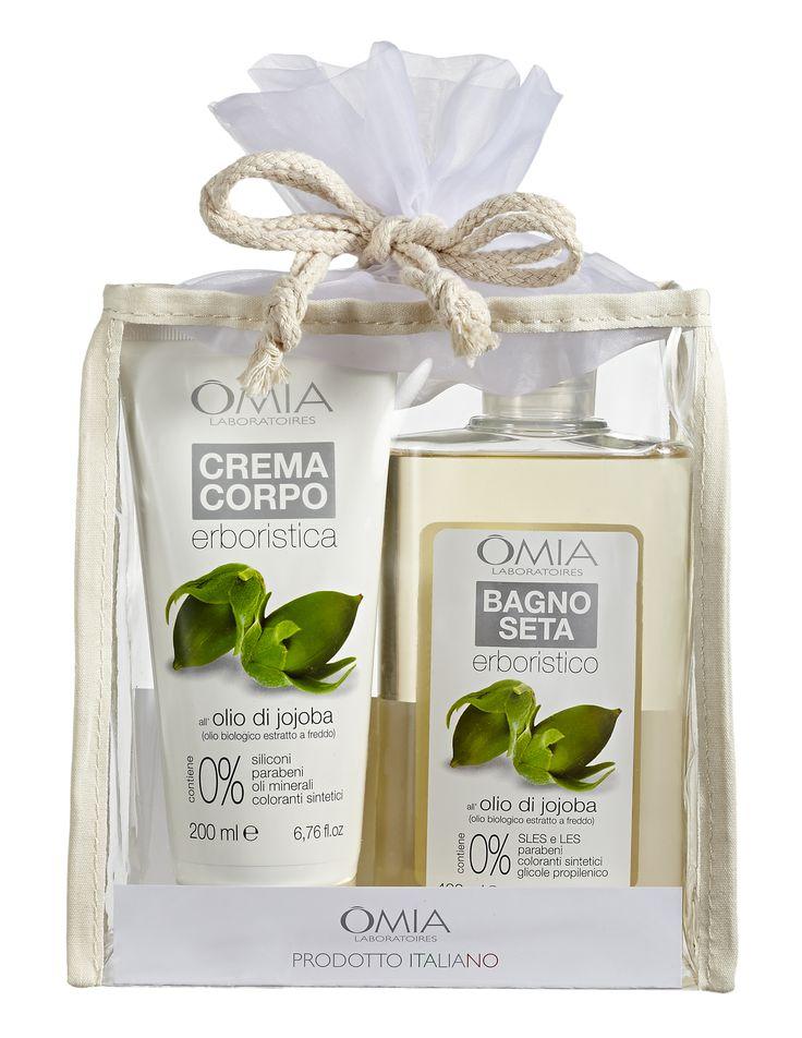 17 best images about ecobiobeauty on pinterest serum aloe vera and stress - Omia bagno seta olio di jojoba inci ...