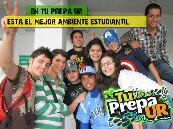 La Prepa UR, tu mejor opción. Contáctenos al 8220.4830  www.tuprepaur.com
