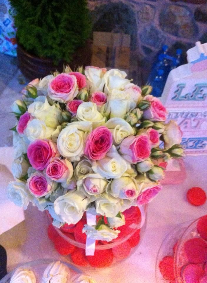 #roses #wedding #bouquet #sweet #vintage