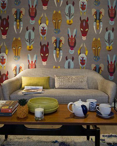 les 72 meilleures images du tableau tissus pierre frey sur pinterest papier peint en tissu. Black Bedroom Furniture Sets. Home Design Ideas