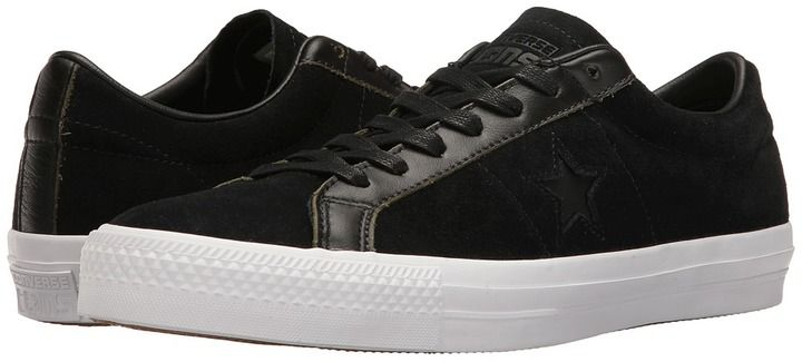 Converse Skate - One Star Pro Ox Rub Off Leather Men's Skate Shoes