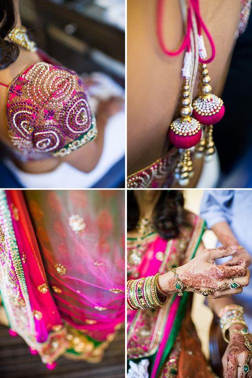 Desi Weddings @ http://ViyahShadiNikah.Tumblr.com/ Image by:Especially Amy
