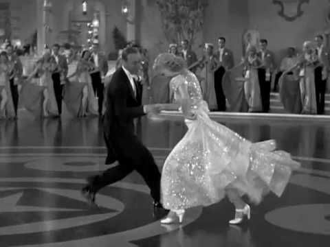 """Fred Astaire/Ginger Rogers were major stars. This dance number is from the movie """"Top Hat"""" and is a funny movie!"""