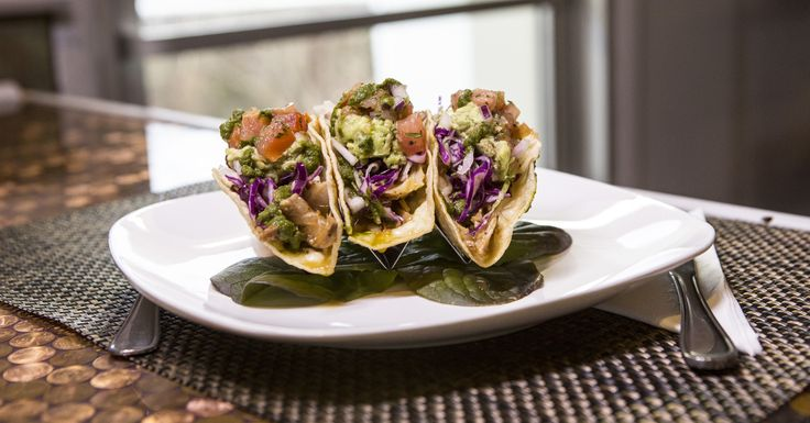 Taco Tuesday? More like taco err day at Bridge Cafe and Bistro in Hurricane, WV.