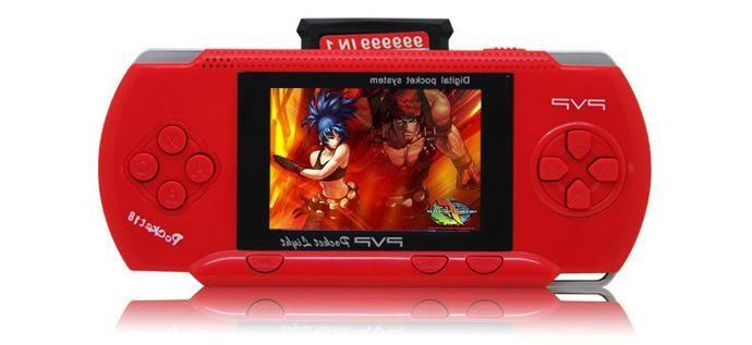Портативная игровая консоль Game Console 8 Pvp 18
