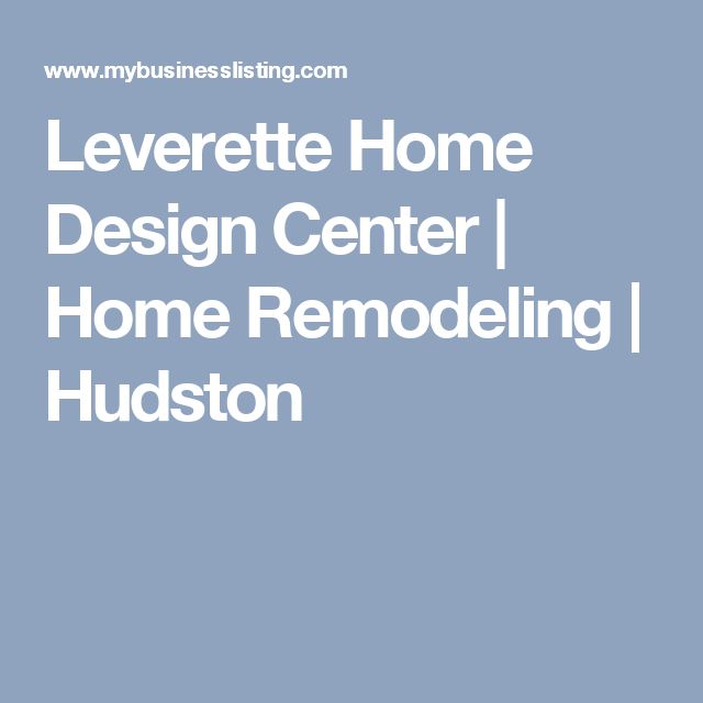 Leverette Home Design Center has the staff and selection you need ...