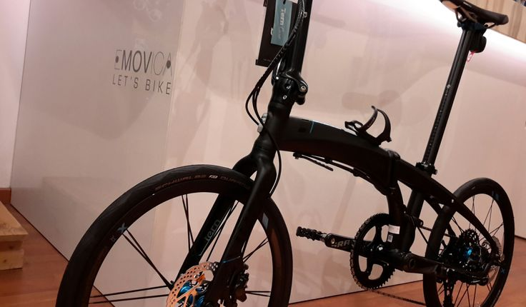 """Desiderare un #bici da corsa e avere la necessità di una #Pieghevole? Tern Bicycles #VergeX11! Una bomba! Con Nuove ruote 451 (22"""") #Tern VERGE X11: VELOCITA' DELLA LUCE! @ EMOVICA LET'S BIKE #Ternbicycles #Emovicaletsbike #Bikeculture #pedalaognigiorno #biketouring #pieghevoli #emovica #Parmainbici #negozidibici #parma 🚲 www.emovica.it 🚲"""