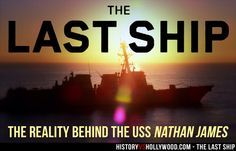 The Last Ship TV show's USS Nathan James might be a fictional US Navy ship, but a real ship portrays it on the TV show starring Eric Dane and Rhona Mitra.
