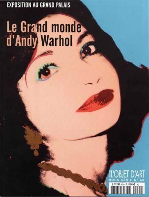 Andy Warhol's Ashraf Pahlavi makes