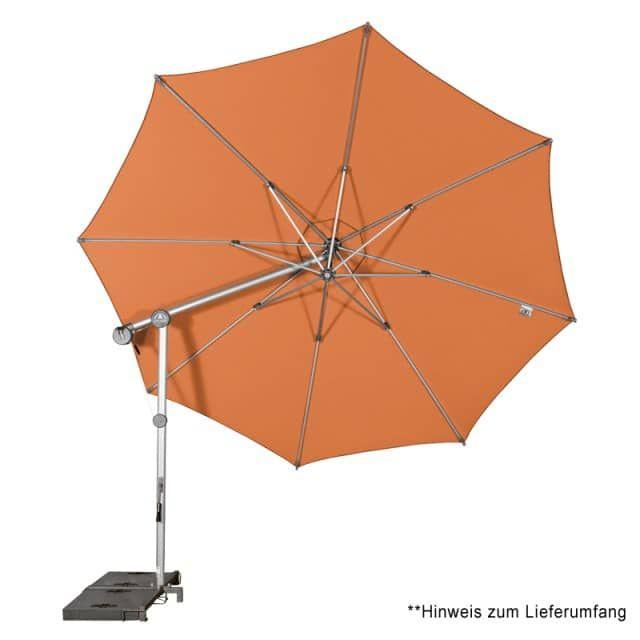 doppler Sonnenschirm Protect Pendel 340 cm - doppler Garten Shop
