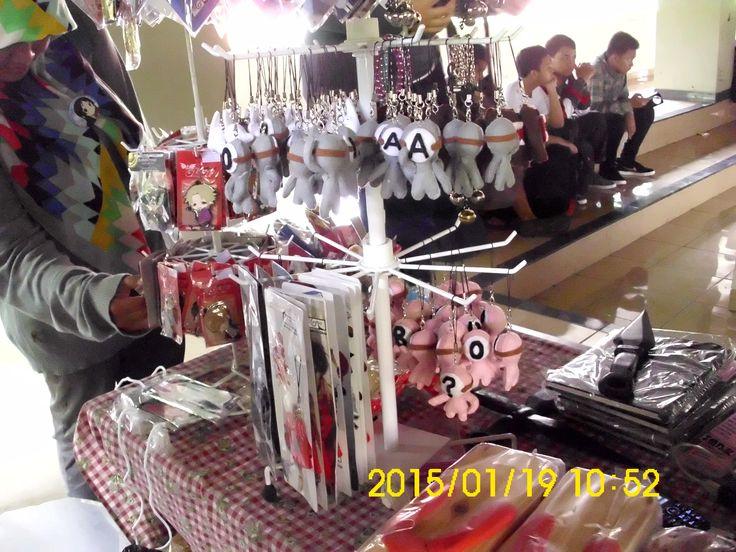 handmade accessories : gantungan HP : IDR 20K