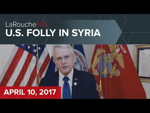 Interview with VA Senator Black on U.S. Syria Attack and Deescalation | LaRouchePAC insanity in Syria www.harlemlook.net
