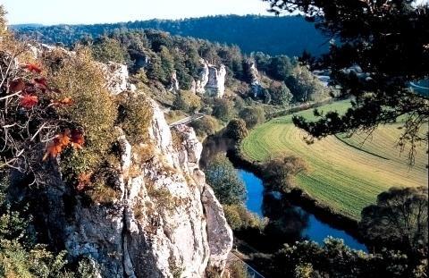 Altmühltal: Wandern auf den Spuren von Römern und Sauriern - SPIEGEL ONLINE - Nachrichten - Reise