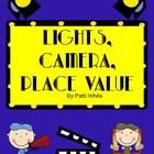 Your students will be the stars of this place value unit!  Place value is revisited every school year and this comprehensive unit includes easy to understand definitions and charts, as well as visuals to use in explaining the concept of place value up to the hundred thousands.