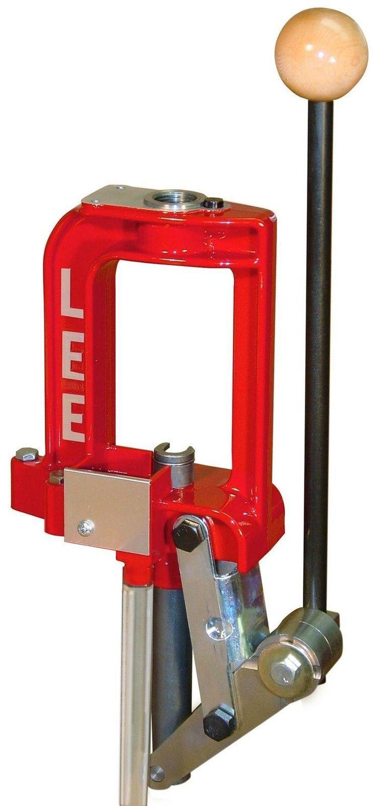 Lee Breech Lock Challenger Reloading Press Lee 90588 NEW SINGLE STAGE RELOADER