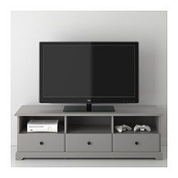 LIATORP Banc TV - gris - IKEA
