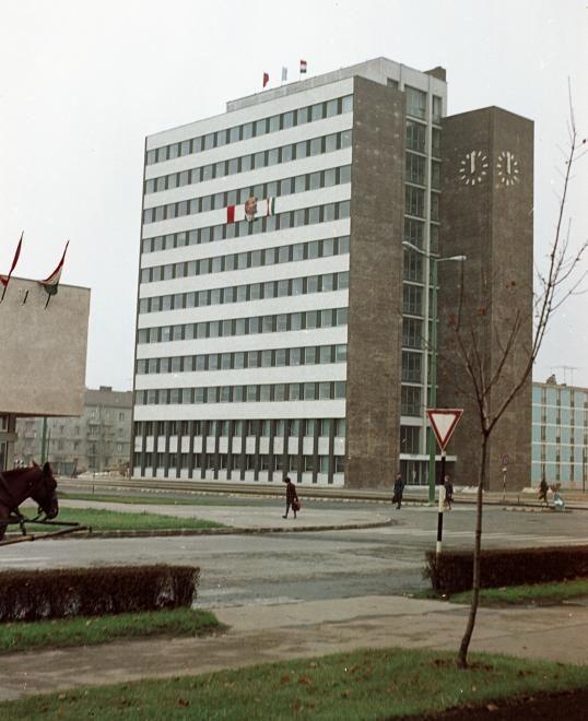 Városháza.