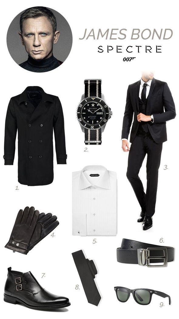 Best 25 james bond outfits ideas on pinterest james bond style daniel craig films and daniel - James bond costume ...