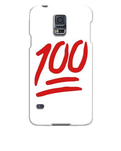 100 emoji - Samsung Galaxy S5 Case