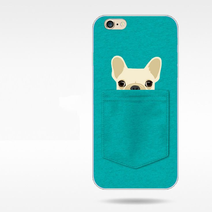 Cute dogs lovely pattern soft tpu back cover phone case