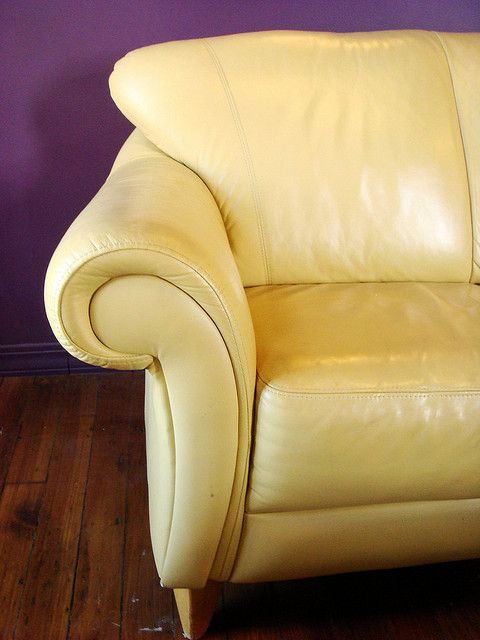 Best 25 Yellow Leather Sofas Ideas On Pinterest Yellow