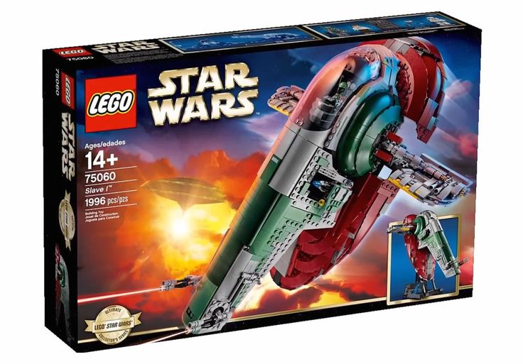 Boba Fett Slave I Collector ! - LEGO Star Wars - Meetagift