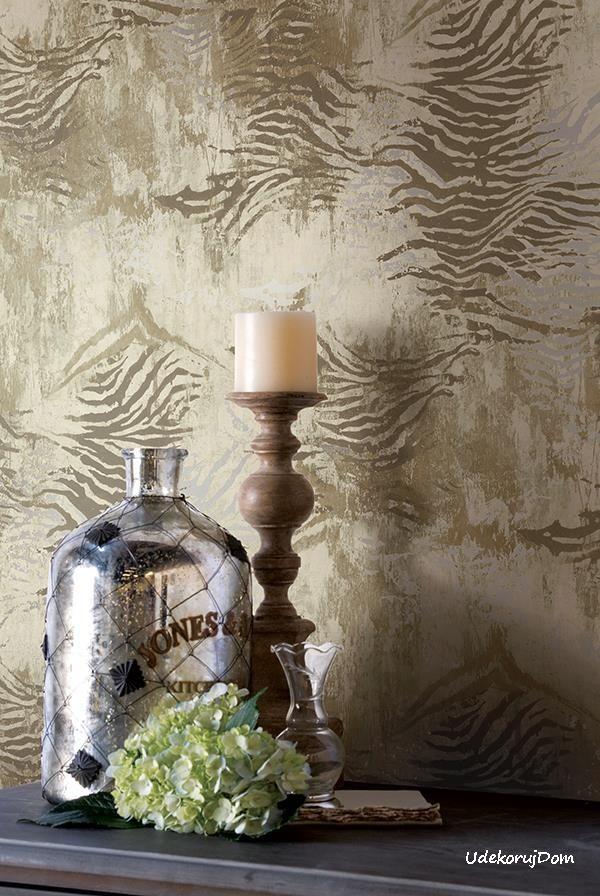 Tapety ścienne Wallquest Sage 2 - tapety winylowe i tekstylne