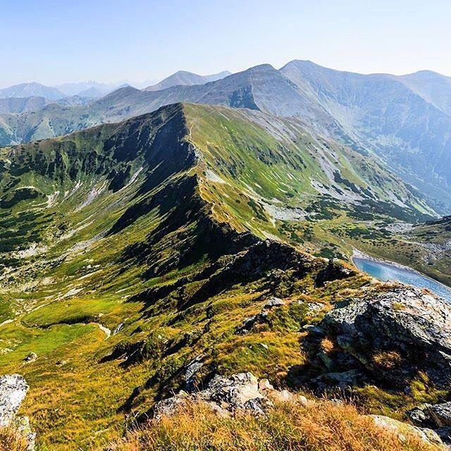 """via. @glebia_nieostrosci  """"Western Tatras in Poland Tatry Zachodnie moje ulubione miejsce w polskich górach  #poland #tatramountains #mountainpeak #mountainlovers #mountains #hiking #climbing #treeking #landscape #landscapehunter #outdoorlovers #amazingview #tatralove #tatry360 #ilovetatry #tatry #góry #tatrypolskie #naszlaku #outdoor #wspinaczka #naturephoto #tpn #travelphoto #krajobraz #natureporn #zakopane #uwielbiamtatry #tatryzachodnie""""  Zobacz więcej podróżniczych inspiracji na…"""