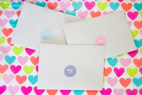 Puur Vandaag | Labels om je valentijnscadeautjes op te pimpen | Puur Vandaag