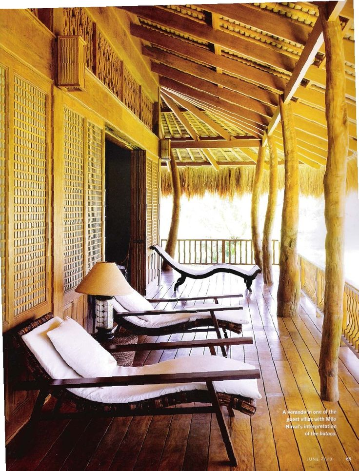 1000 images about bahay kubo on pinterest traditional for Nipa hut interior designs