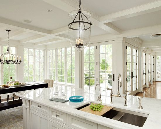 lighting. Rustic Kitchen Design, Pictures, Remodel, Decor and Ideas - page 21