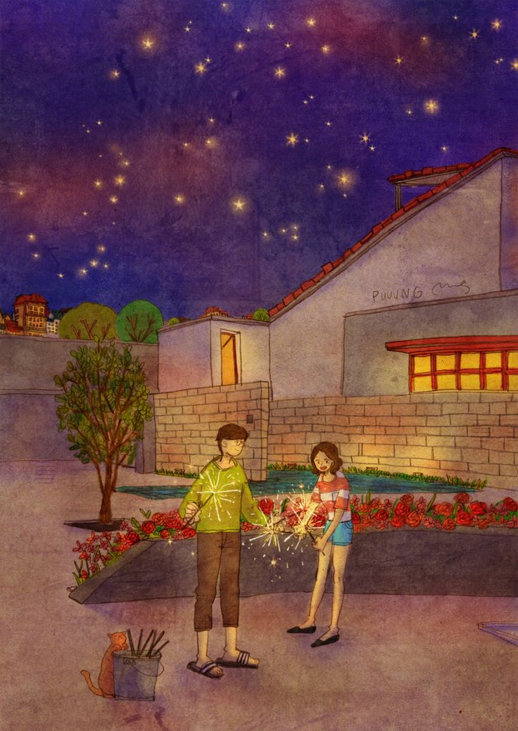 "♥ ""I wish these would last forever. I wish this moment in time would last forever."" ~ ""THIS IS WHAT LOVE LOOKS LIKE…"" by Puuung at www.grafolio.com ♥"