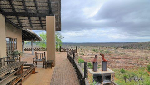 Kruger National Park | Olifants Rest Camp | Accommodation