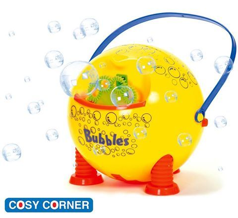 Συσκευή για Μπουρμπουλήθρες - Τέλειο παιχνίδι για την διασκέδαση των παιδιών σε πάρτι αλλά και για την ώρα του μπάνιου. Δώρο: ειδικό υγρό για μπουρμπουλήθρες! http://goo.gl/fOlCPm