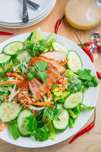 Banh Mi Chicken Salad [Vietnam]
