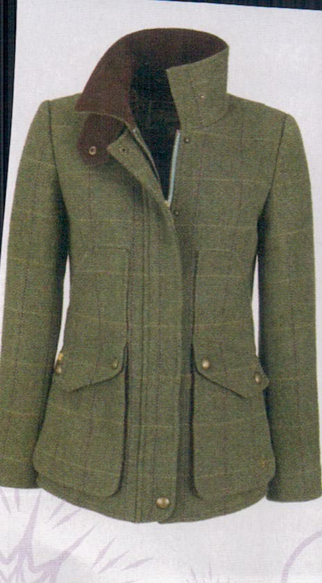 Joules field coat #jouleswishlist Love the color and crisp, British vibe! Needs to be paired with super-feminine pieces and accessories to keep the look womanly and soft.