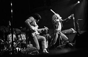 Jethro Tull live Musikhalle Hamburg, March 1973
