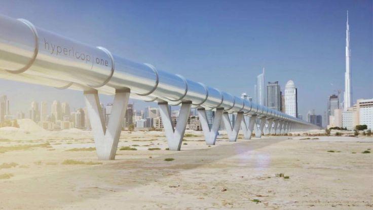 Das Hochgeschwindigkeits-Transportmittel Hyperloop könnte bald Realität werden. Das Konzept eines menschlichen Rohrpostsystems soll schon ab 2020 in ...