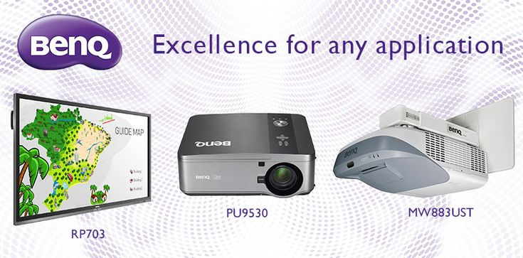 BenQ Excellence for any application